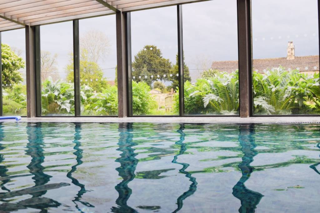 Woolley grange Indoor Pool - Bradford on Avon