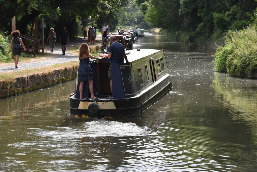Sally Narrowboats Bradford on Avon